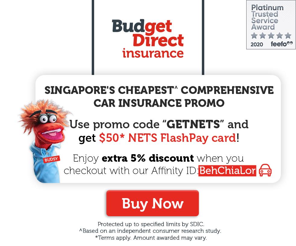 Budget Direct Insurance